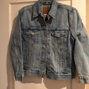 Levi's Denim Jacket {Women's}